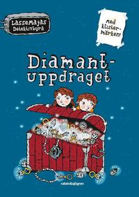 bokomslag Diamantuppdraget - LasseMajas Detektivbyrå