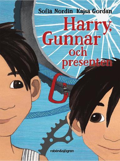 bokomslag Harry, Gunnar och presenten