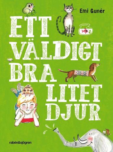 bokomslag Ett väldigt bra litet djur