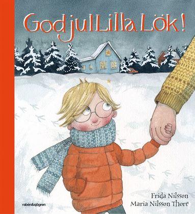 bokomslag God jul, Lilla Lök