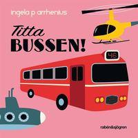 bokomslag Titta bussen!