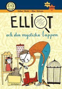 bokomslag Elliot och den mystiska lappen