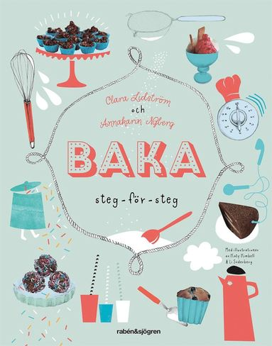 bokomslag Baka : steg för steg