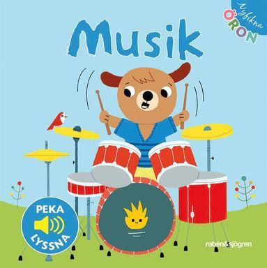 bokomslag Nyfikna öron - Musik : Peka - Lyssna