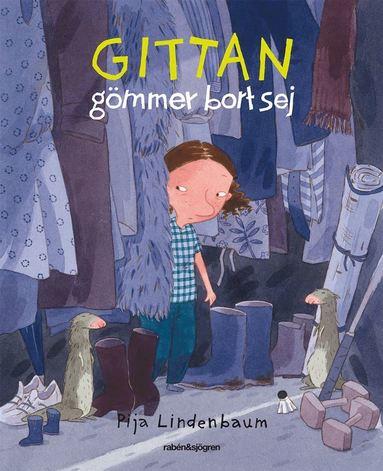 bokomslag Gittan gömmer bort sej