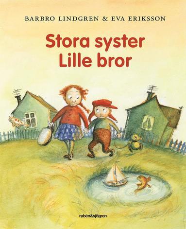 bokomslag Stora syster Lille bror