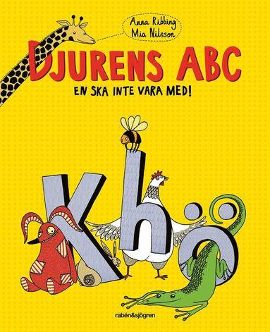 bokomslag Djurens ABC : en ska inte vara med!