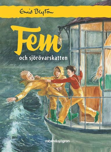 bokomslag Fem och sjörövarskatten