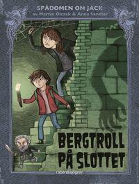 bokomslag Bergtroll på slottet