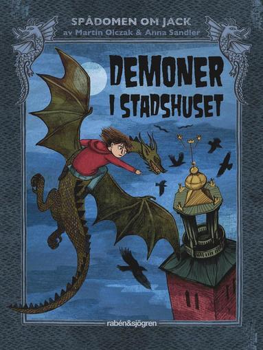 bokomslag Demoner i Stadshuset