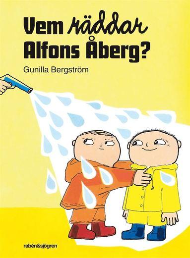 bokomslag Vem räddar Alfons Åberg?