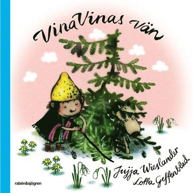 bokomslag Vina Vinas vän
