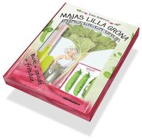 bokomslag Majas lilla gröna - presentförpackning
