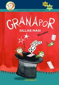 bokomslag Granapor gillar magi, förresten