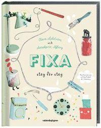 bokomslag Fixa - steg för steg