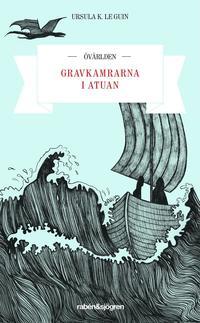 bokomslag Gravkamrarna i Atuan