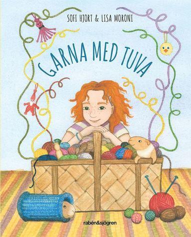 bokomslag Garna med Tuva