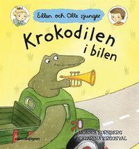 bokomslag Krokodilen i bilen