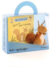bokomslag Ekorr'n satt i granen - presentförpackning