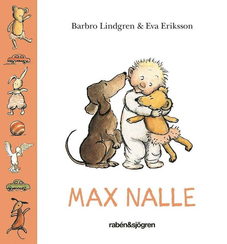 Max nalle 1
