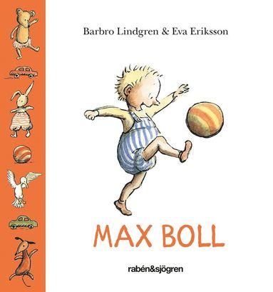 bokomslag Max boll