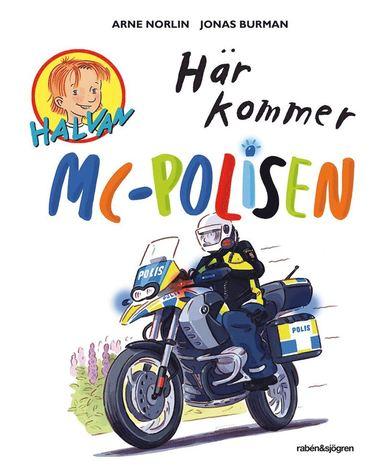 bokomslag Här kommer mc-polisen