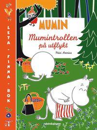bokomslag Mumin : mumintrollen på utflykt