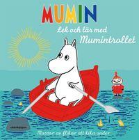 bokomslag Lek och lär med Mumintrollet