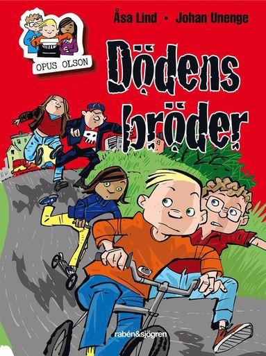 bokomslag Dödens bröder - Opus Olson