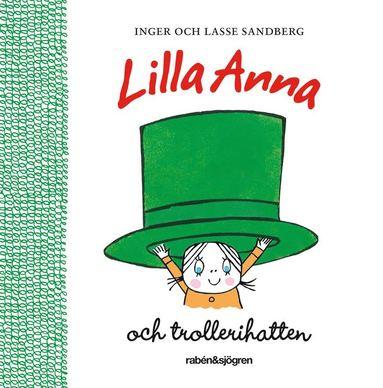 bokomslag Lilla Anna och trollerihatten