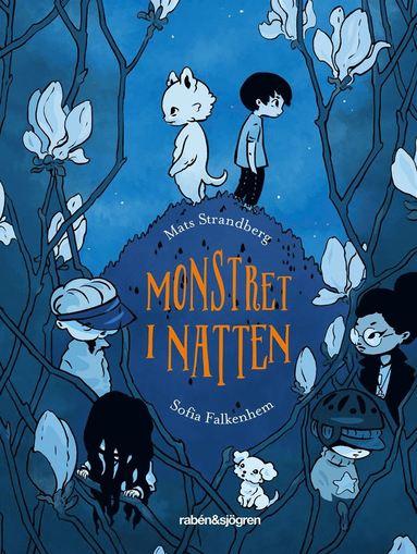 bokomslag Monstret i natten