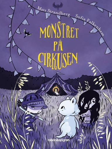 bokomslag Monstret på cirkusen