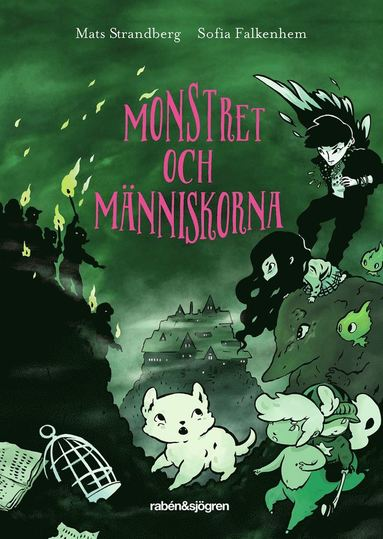 bokomslag Monstret och människorna