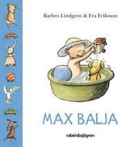 bokomslag Max balja