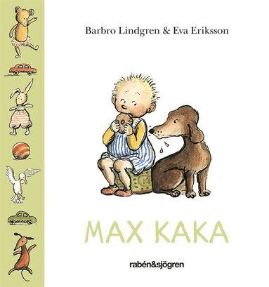 bokomslag Max kaka