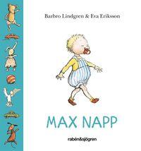 bokomslag Max napp