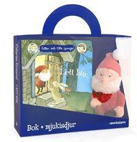 bokomslag I ett hus... - Presentförpackning : Bok + mjukisdjur