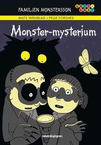 bokomslag Familjen Monstersson. Monster-mysterium