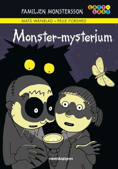 bokomslag Familjen Monstersson. Monster-mysterium