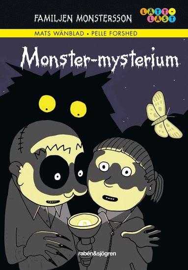 bokomslag Monster-mysterium
