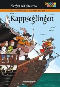 Morgan och piraterna. 5, Kappseglingen