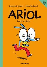 bokomslag Ariol. Jag är en åsna! - Seriebok
