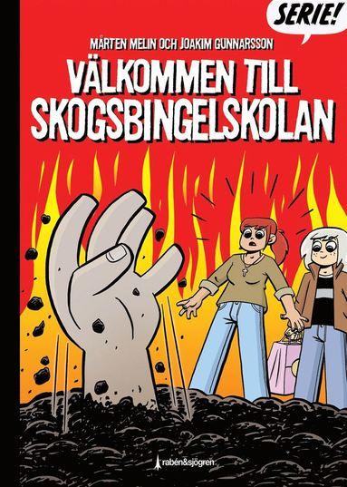 bokomslag Välkommen till Skogsbingelskolan