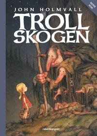 bokomslag Trollskogen