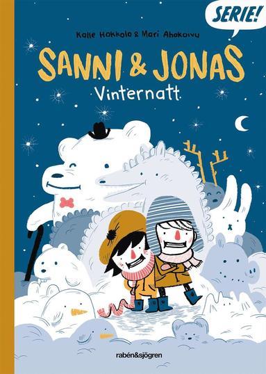 bokomslag Sanni & Jonas. Vinternatt