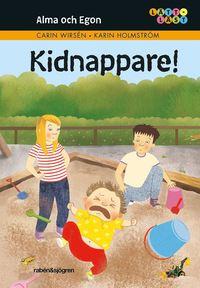 bokomslag Kidnappare!