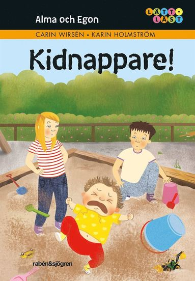 bokomslag Alma och Egon. Kidnappare!