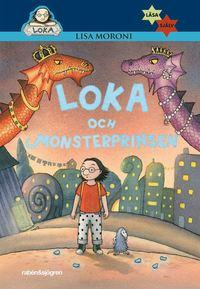 bokomslag Loka och monsterprinsen