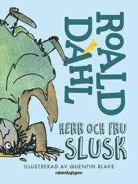 bokomslag Herr och fru Slusk