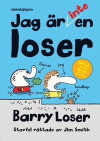 bokomslag Jag är inte en loser
